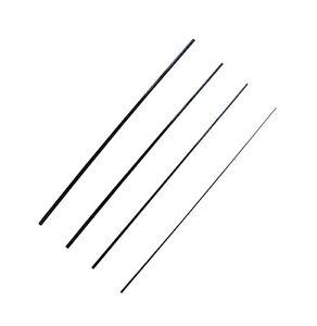 Dblue 10'M Titanium Graphite Travel Fishing Rod Blanks