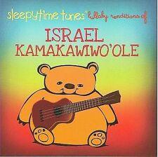 """LULLABY PLAYERS - SLEEPYTIME TUNES: ISRAEL """"IZ"""" KAMAKAWIWO NEW CD"""