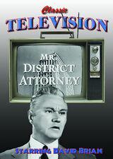 Mr. District Attorney -Rare TV DVD - Nostalgia Merchant