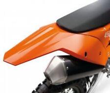 NEW KTM REAR FENDER ORANGE 125 250 300 450 530 EXC XCW F 2008-2010 7800801300004