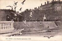69 - CPA - Lyon - die Möwen Édition Edition Lyonnaises