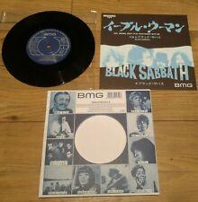 "Black Sabbath 10 Year War Box Set -  Evil Woman 7"" Single New Limited Edition"