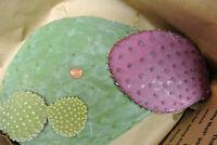 Sampler of 3 Species of Prickly Pear Pads - Purple Santa Rita and other Cacti