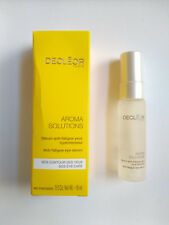Decleor Aroma Solutions Anti-Fatigue Eye Serum 15ml NEW & BOXED