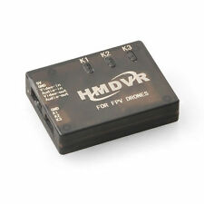 HMDVR Mini Digital Video Recorder 30fps for FPV Drones Quadcopter Q250