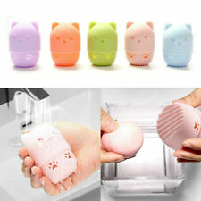 Beauty Cartoon Sponge Stand Storage Case Makeup Blender Holder Cosmetic Rack 1PC
