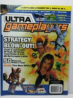 Ultra Gameplayers Video Game Magazine Back Issue 106 January 98 1998