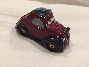 Disney STORE Pixar Cars UNCLE TOPOLINO 1:43 Diecast TOKYO DRIFT MATER