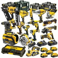 Dewalt 17 piece 18 volt cordless 5.0ah li-on PLATINUM kit tou18vkit31