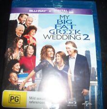 My Big Fat Greek Wedding 2 (Nia Vardalos) (Australia Region B) Bluray – NEW
