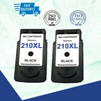Combo Pack Black Ink Cartridge PG 210XL For Canon PIXMA MP250 MP270 MX330 IP2702