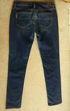 PAIGE Jimmy jimmy skinny JEANS vintage med dark distressed SIZE 26x31 aged  EUC