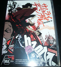 Samurai Champloo 01 (Australian Region 4) - DVD - Like New