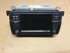 GENUINE BMW E46 CD SAT NAV SYSTEM TV HEAD UNIT WIDESCREEN MONITOR SCREEN 6934410