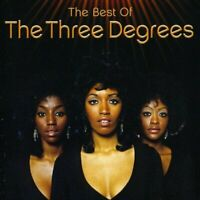 Three Degrees - The Best Of (NEW CD)