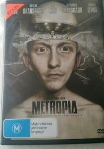 Metropia (DVD 2011)