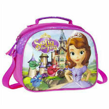 Disney SOFIA the FIRST - BEAUTY CASE/COSMETIC/SHOULDER BAG - Size: 25x19x10cm