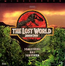 LOST WORLD (THE) - JURASSIC PARK WS THX AC3 CC NTSC LASERDISC