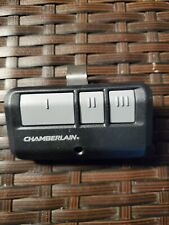 Chamberlain 953Ev-P2 3 Button Garage Door Remote - Black