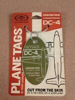 DC-4 / C-54 / R5D Plane Tag Aircraft Skin - Free Shipping