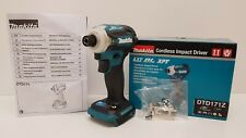 Makita DTD171Z 18V Li-ion Cordless Brushless 4-Stage Impact Driver 1/4 Body Only