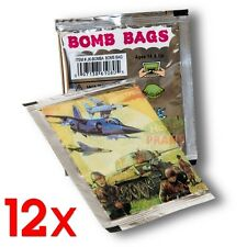 12 Bomb Bags - Loud Fun Explosions Party Favors Prank Gag Joke Gift