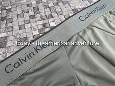 NEW Calvin Klein Extra Smooth Microfiber Stretch Hip Brief - Medium - Grey