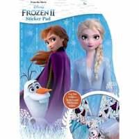 Disney Frozen 2 Shaped Sticker Pad