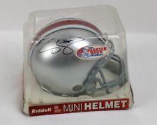 Craig Krenzel Ohio State Autograph Riddell Mini Football Helmet. Quarterback