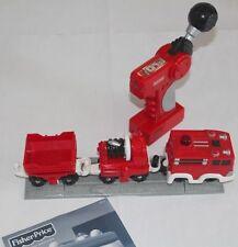 GeoTrax Rapid Rescue Fire Squad B5295 Working Set READ