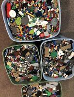 2x Lego Cockpit Transparente Preta 6x4x2 para-brisas Sw Dome 4163015 41883
