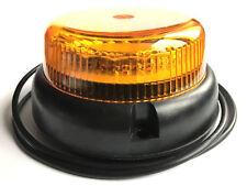 LED Warnleuchte Signalleuchte Rund Ø165 Doppelter Blitz 20 LEDs 12V 24V 48V E9