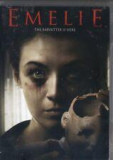 EMELIE~2015 MINT UNRATED DVD~SARAH BOLGER CARLY ADAMS JOSHUA RUSH THOMAS BAIR