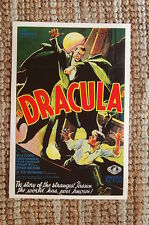 Dracula Lobby Card Movie Poster Bela Lugosi #2