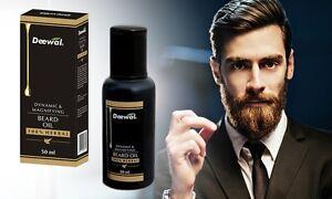 100% Natural Premium Dynamic & Magnifying Beard Oil- THE ROYAL AND SHINNY BEARD