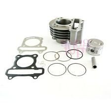 GY6 100cc 50mm Big Bore Cylinder Piston Kit 4 Stroke Chinese Scooter QMB139
