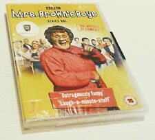 Mrs Brown's Boys SERIES 1 DVD NEW SEALED 2 DISC SET UK STOCK PAL REG. 2 FREEPOST