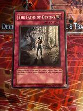 M//NM Common 1x 1st Edition YuGiOh - The Paths of Destiny POTD-EN052
