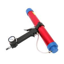 Pneumatic Caulking Gun Glass Glue Gun Air Rubber Gun Caulk Applicator Tool 600ML