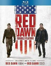 BLU-RAY Red Dawn (1984) / Red Dawn (2012) Double Feature (Blu-Ray) NEW