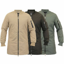 Brave Soul Zip Polyester Coats & Jackets for Men