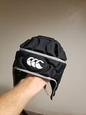 Rugby Canterbury Rugby Helmet Club More Black 33509 - New Large
