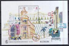 Macau 1995 postfrisch MiNr. Block 29 Senatsplatz Largo do Senado