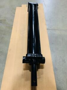"Hydraulic Cylinder, 3"" Bore x 1.25"" Rod x 18"" Stroke, Double acting"