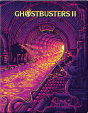 Ghostbusters 2 (Blu-ray Disc, U.S. EXCLUSIVE LIMITED EDITION Steelbook, 1989)