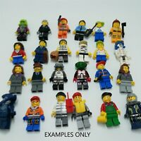 LEGO - X20 MINIFIGURE CREATIVITY PACKS - GREAT MIX - BULK