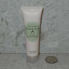 New Tocca Giulietta Pink Tulip Green Apple Hand Cream 30ml 1oz Travel Size