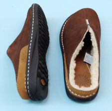 UGG Kid's Slippers BURLEIGH TYKE GOOBER BROWN  Size 2 NWB      RETAIL $ 80.00