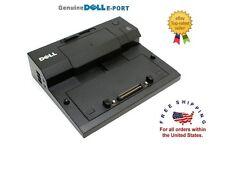 Dell Docking Station E Port replicator Latitude E4200 E4300 E5400 E6400 E6410