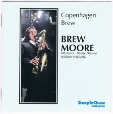 Copenhagen Brew by Brew Moore (CD, SteepleChase)